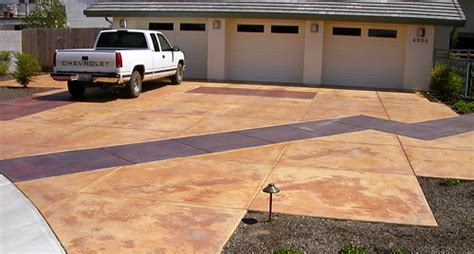 Pros and Cons of Outdoor Concrete Stains   Concrete Decor