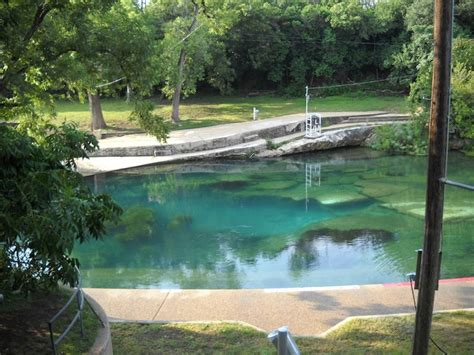 Barton Springs Swimming Hole Is A Massive-acre Texas