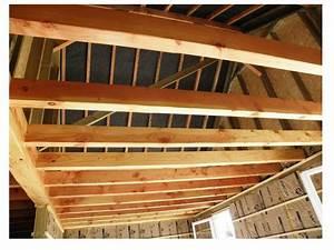Faire Un Plancher Bois : section de solvives pour construire un plancher dans les ~ Dailycaller-alerts.com Idées de Décoration
