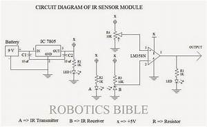 Shahrukh Saleem  Obstacle Avoiding Robot With Ir Sensors