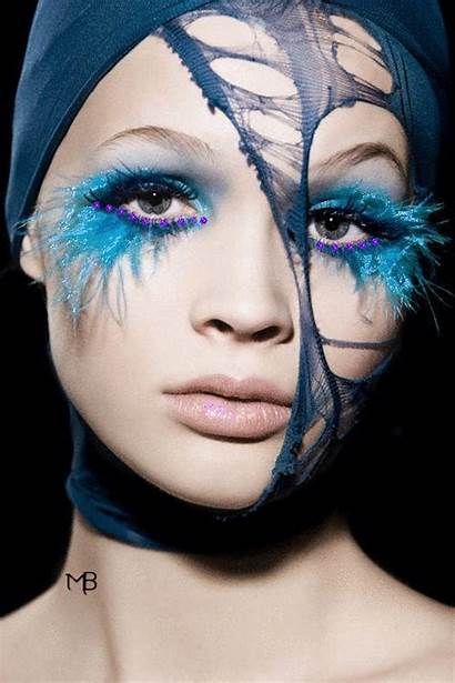 Makeup Fantasy Face Eye Trucco Schmidt Marie