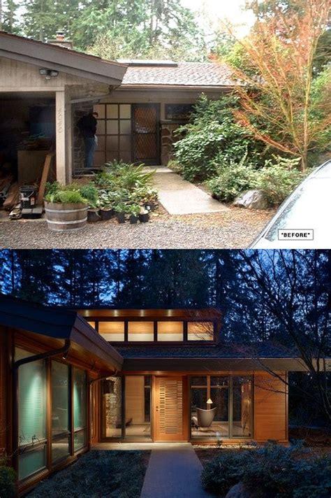 image result  midcentury modern    exterior modern remodel