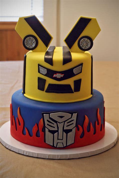 transformer cake ideas transformers cake cakes by tina flickr