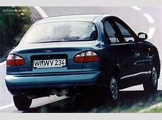 DAEWOO Lanos specs 1996, 1997, 1998, 1999, 2000, 2001