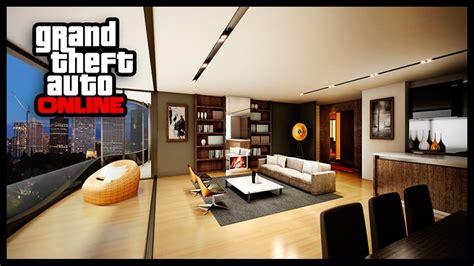 Gta 5 Online Custom Apartments Customizations