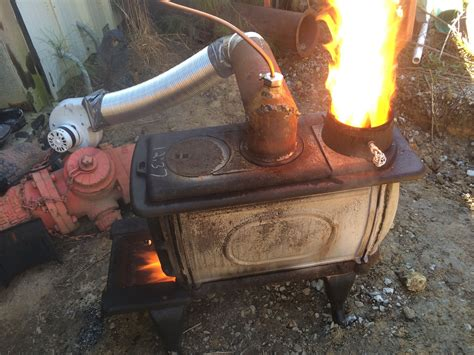pin  waste motor oil drip heater bertha