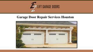 ez lift garage doors katy tx ppt garage door repair services in houston powerpoint