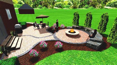 Backyard Fire Pit Designs Amazing