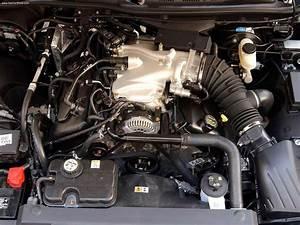 Mercury Marauder  2003  - Engine