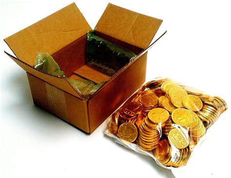 Es ist vor allem als lager für die goldreserve des schatzamtes der vereinigten staaten bekannt. Fort Knox Chocolate Gold Coins, 1lb Bag