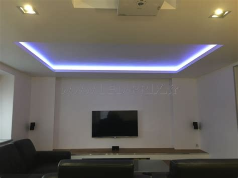 decoration en ruban led  fibre optique lumineuse
