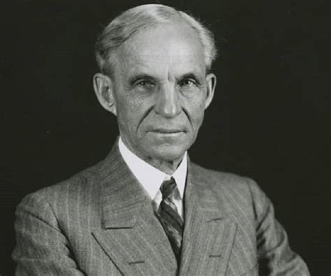henry ford biography childhood life achievements timeline