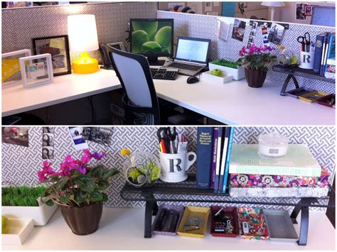 desk decoration themes in office cubicle ideas ask annie how do i live simply in a