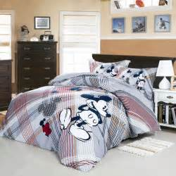 we love mickey mouse gray disney bedding set disney room