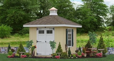 Unique Sheds by Be Unique With Custom Storage Sheds And Prefab Garages