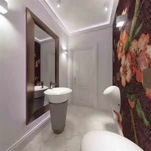 Zuhause Im Glück Badezimmer : kleine exklusive b der mit dem designer torsten m ller ~ Heinz-duthel.com Haus und Dekorationen