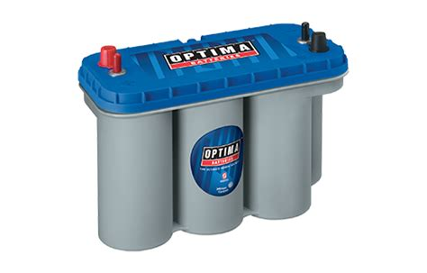 Optima Boat Battery by Bluetop 174 Batteries Best Marine Boat Battery Optima