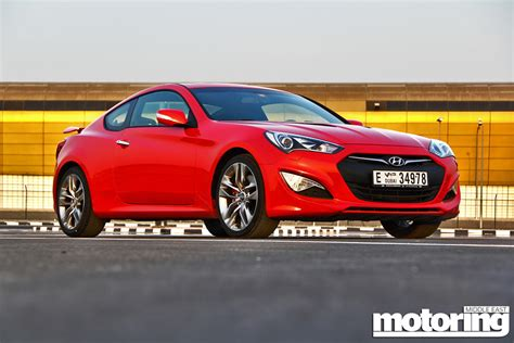 Hyundai Genesis Coupe Weight by 2013 Hyundai Genesis Coupe Motoring Middle East Car
