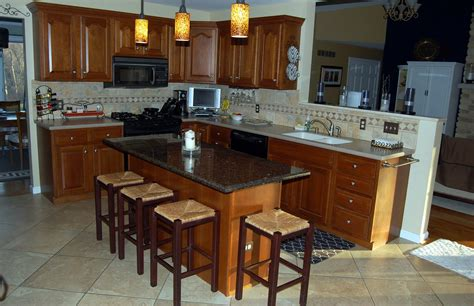 kitchen island granite top kitchen island design tips midcityeast
