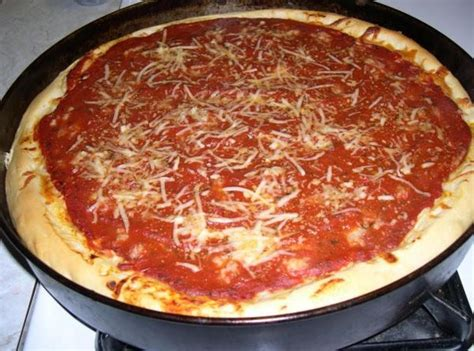 Today i'm on a mission to make classic macaroni salad, and i think i've. Deep Dish Pizza Chicago-style UNO'S | Recipe | Deep dish pizza, Recipes, Chicago pizza