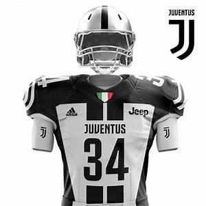 Juventus FC Unveil Super Bowl LI adidas Concept Kit ...