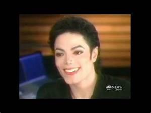 Interview Michael Jackson ABC News 1995 with Diane Sawyer ...