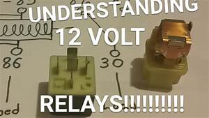 12v Relay Explained    How To Wire A Relay  Troubleshoot