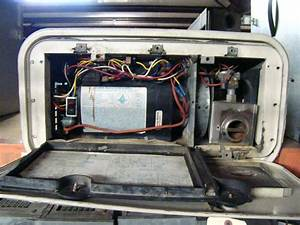 Rv Appliances Used Rv  Motorhome Atwood  Hydro Flame Furnace Model  8535
