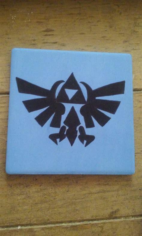 Oh So Crafty Legend Of Zelda Wind Waker Coasters Set