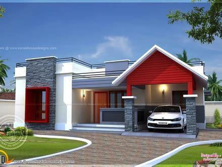 Single Level Home Designs by Modern Single Level Homes Modern Single Floor House