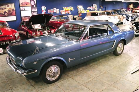 The First All-wheel Drive Mustang Is More Than 50 Years