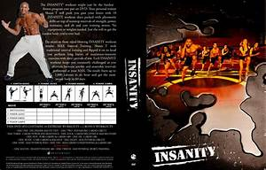 Insanity Extreme Workout - TV DVD Scanned Covers ...