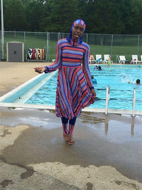 pin  giana telemaque  lil muslimah muslim women modest fashion black girl magic