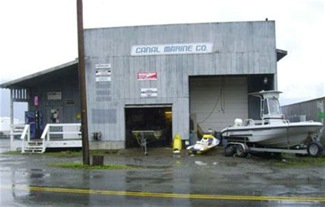 Boat Auto Repair Shops by Haines Marine Auto Small Engine Services Canal