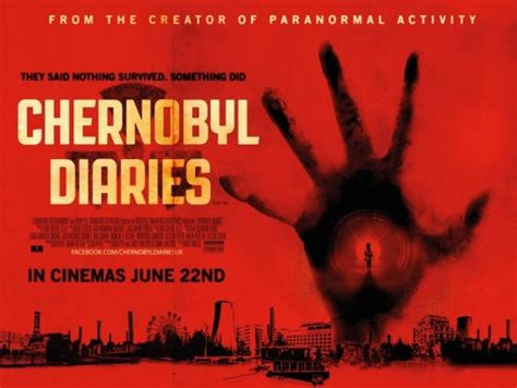 chernobyl diaries  poster    imp awards