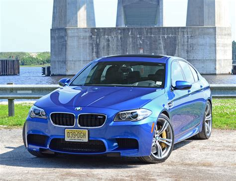 2014 Bmw M5 Reviews by 2014 Bmw M5 Competition Package Review Test Drive