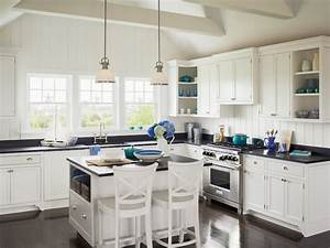 kitchen with cathedral ceiling cottage kitchen With what kind of paint to use on kitchen cabinets for coastal decor wall art