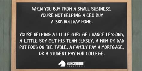 Small Business Meme - why supporting small business is so important