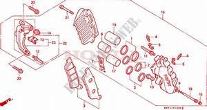 Bremssattel Vs 1400 : vorderrad bremssattel chassis fes125y 2000 pantheon 125 ~ Kayakingforconservation.com Haus und Dekorationen