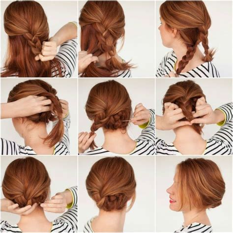 5 easy diy hairstyles that only look complicated my
