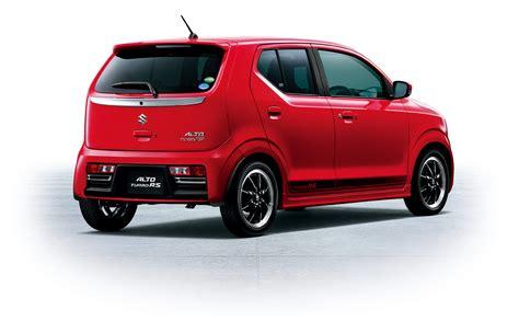 suzuki sports   alto kei car  turbo rs version