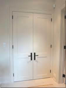 Shaker Style Interior Door