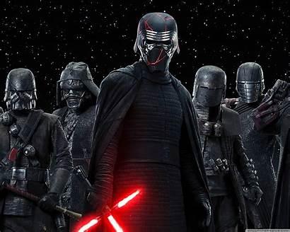 Ren Supreme Leader Wars Skywalker Star Knights