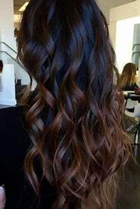 Ombré Hair Marron Caramel : adorable dark chocolate ombre tones 6 hair colors ~ Farleysfitness.com Idées de Décoration