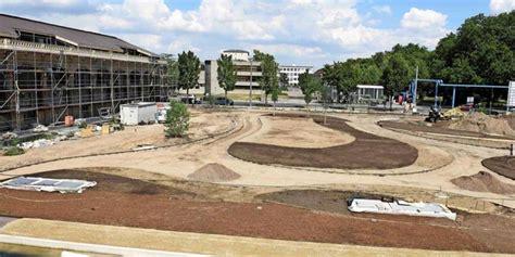 Wohnung Kaufen Dresden Herzogin Garten by Der Herzogin Garten Und Orangerie Vor Der Fertigstellung