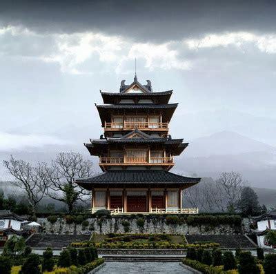 chinese architecture designergirlee