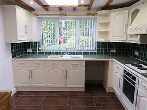 hand painted oak kitchen leeds west yorkshire With what kind of paint to use on kitchen cabinets for print your own stickers
