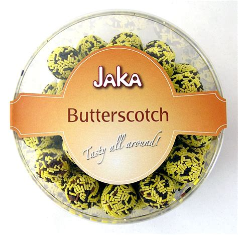 Jaka Butterscotch | Lebensmittelklarheit