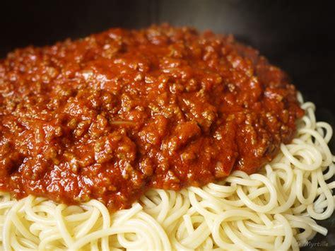 recette pate a la bolognaise maison recette sauce bolognaise