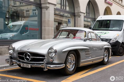 Mercedes Gullwing by Mercedes 300sl Gullwing 13 May 2017 Autogespot